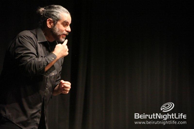 Comedian Joe Kodeih Presents Film Cinama at the Monot Theater