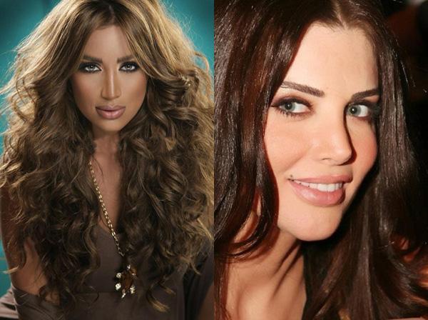 Maya Diab or Mona Abou Hamze?