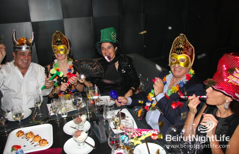 Roberto Restaurant Celebrated New Years with Delicious Dishes
