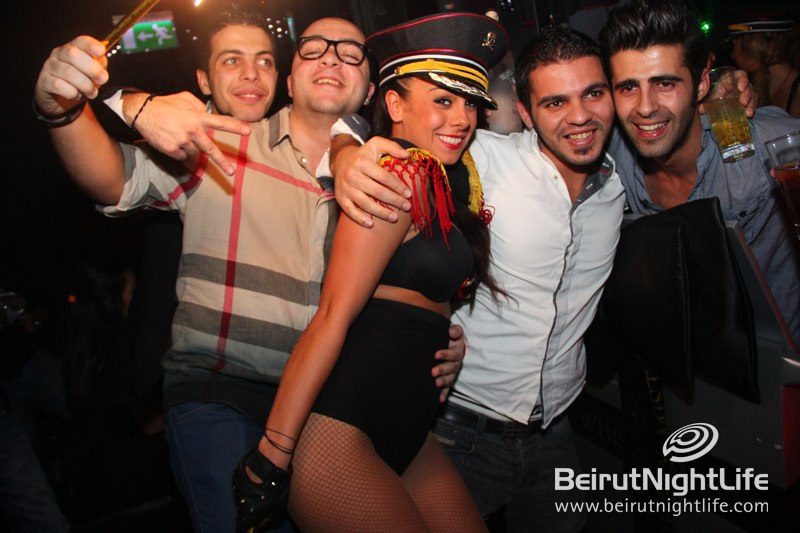 DJ Said Mrad Hits The Most Fashionable Night in Beirut: Fashion House Thursday at Whisky Mist