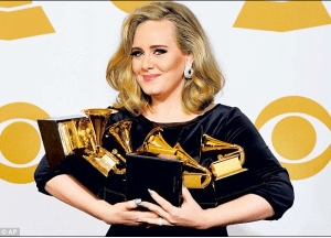 Superstar Adele Quits Her Singing Career for Love