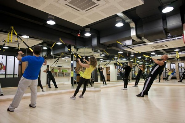 Trainstation: The New Fitness Studio in Town