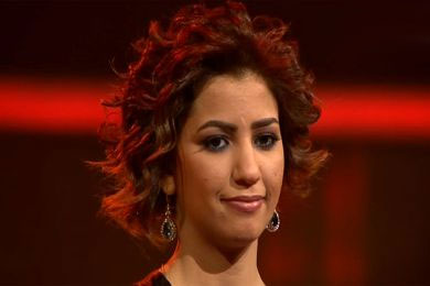 Ghofran Fatouhi Voted off Arab Idol