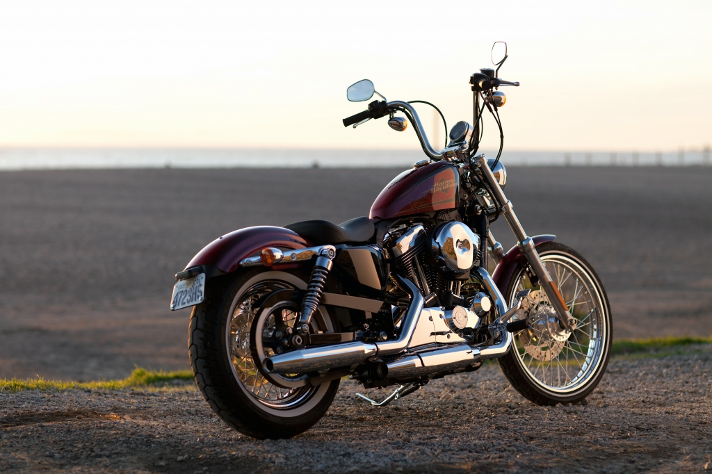 What's New in 2012 for World Famous Harley-Davidson Motorbikes
