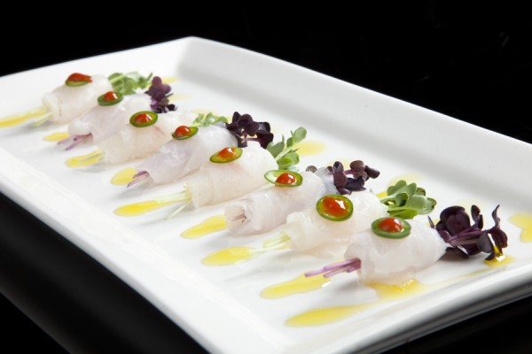 Maki and Chef Louis Kenji Huang: The Beginning of a Culinary Journey