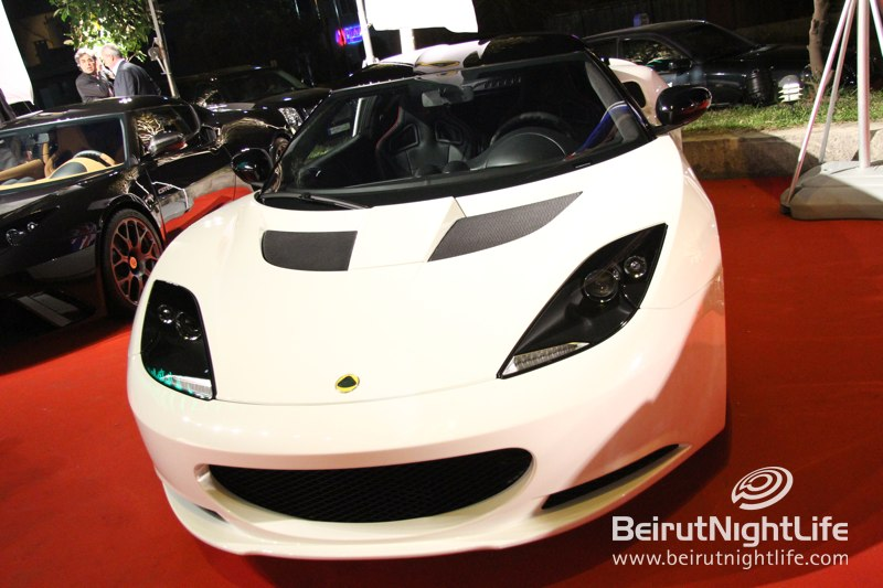 Rev Up Your Engines Lotus is Back in Lebanon!