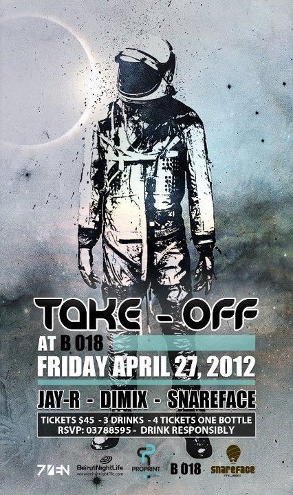Take-Off At B018