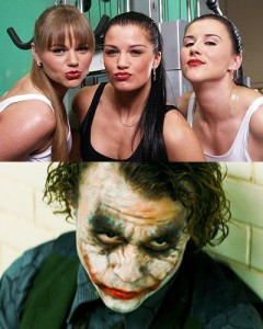 make up girls gym before after 240x300 La Wlooo!!!...How to be a Sexy Lebanese Gym Beast