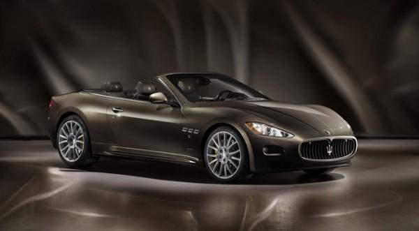Maserati GranCabrio Fendi: When Art Meets Technology