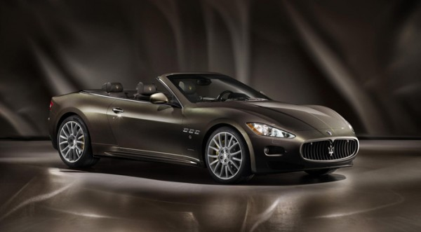 Maserati GranCabrio Fendi: When Art Meets Technology
