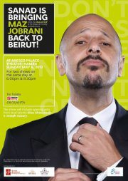 Maz Jobrani In Beirut