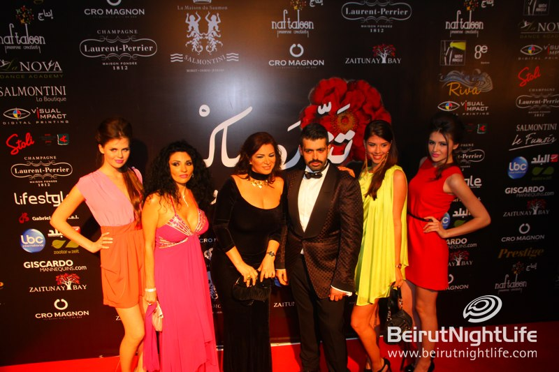A Star-Studded Red Carpet Event with Stolichnaya® Gold