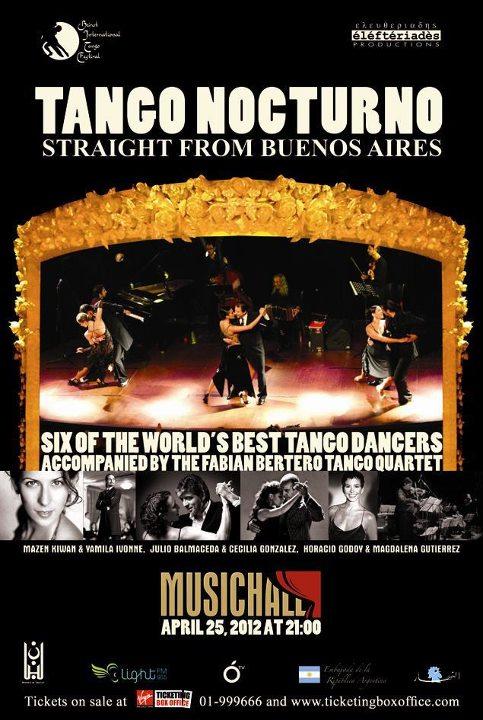 Tango Nocturno Live At Music Hall