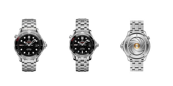 Omega Celebrates 50 Years of James Bond 007