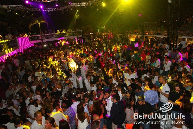 Opening of White Beirut Summer 2012!