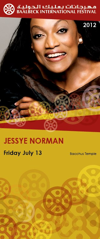 Jessye Norman Live At Baalbeck Festival