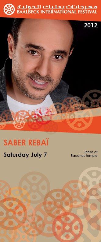 Saber Rebaï Live At Baalbeck Festival