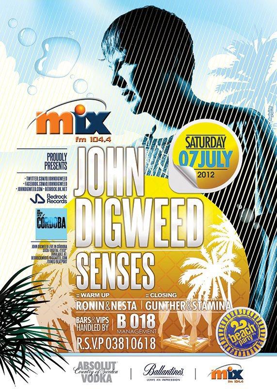 John Digweed Live At Senses