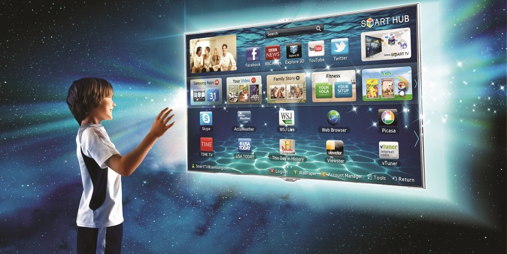 Samsung Electronics Levant and Cherfane Tawil & Co Launch the 'Samsung 2012 Smart TV'