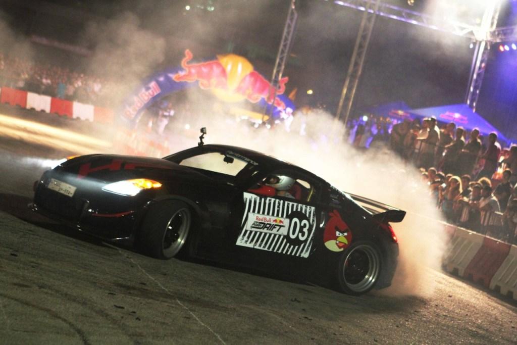 """Firas Khaddaj crowned Lebanese """"King of Drift"""" and Red Bull Car Park Drift Champion"""