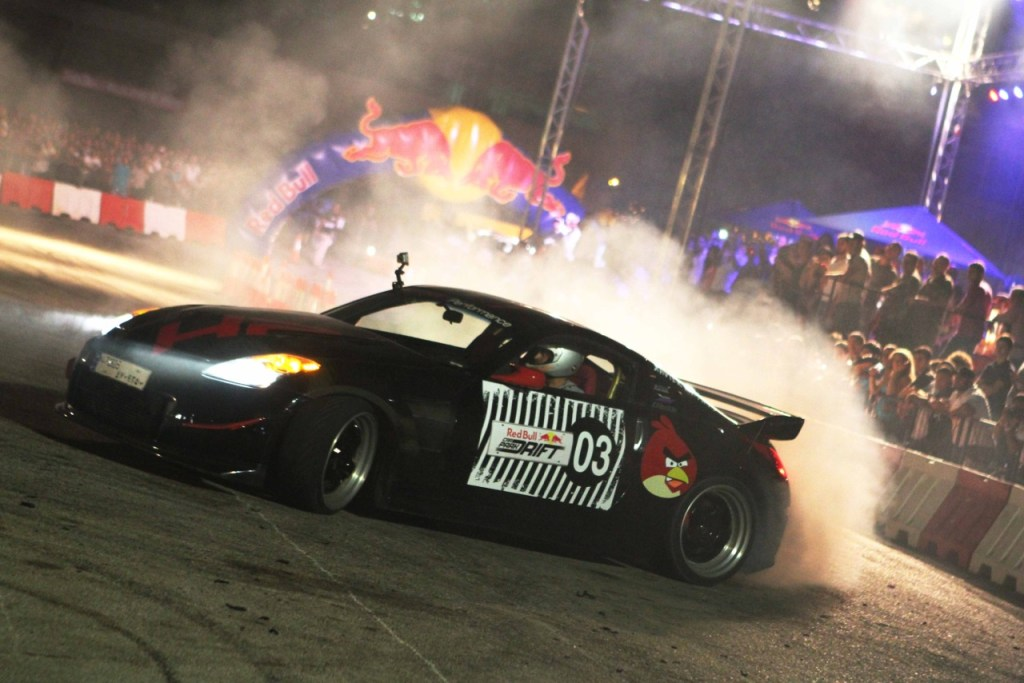 "Firas Khaddaj crowned Lebanese ""King of Drift"" and Red Bull Car Park Drift Champion"