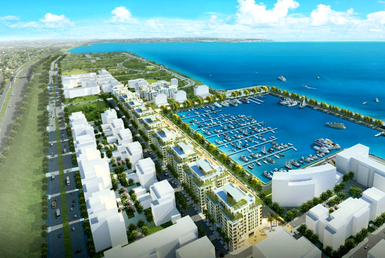 Welcome to Waterfront City Dbayeh