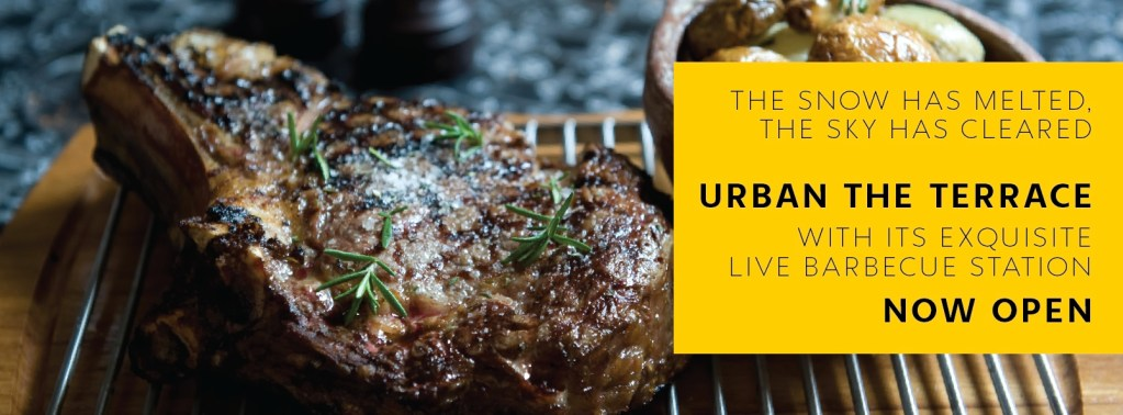 The Terrace at Urban Faqra is Now Open with Delicious Hearty BBQ and More