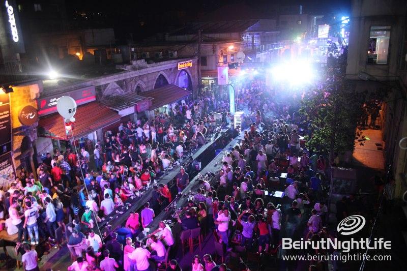 Glamourous Batroun Open Air Festival 2012