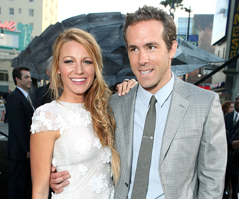Blake Lively and Ryan Reynolds are Married — According to Police Reports