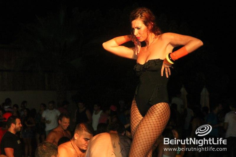 Bondi heats up Cyan Beach