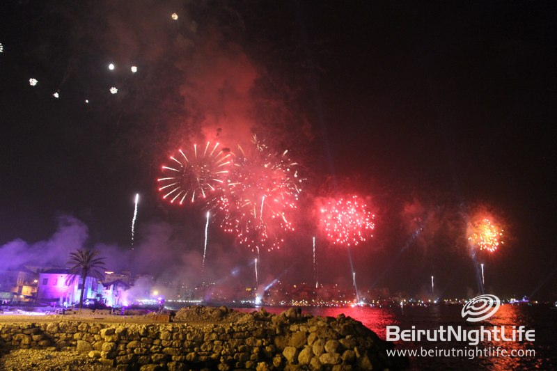 I Love Jounieh: The Official launch of Jounieh International Festival 2012