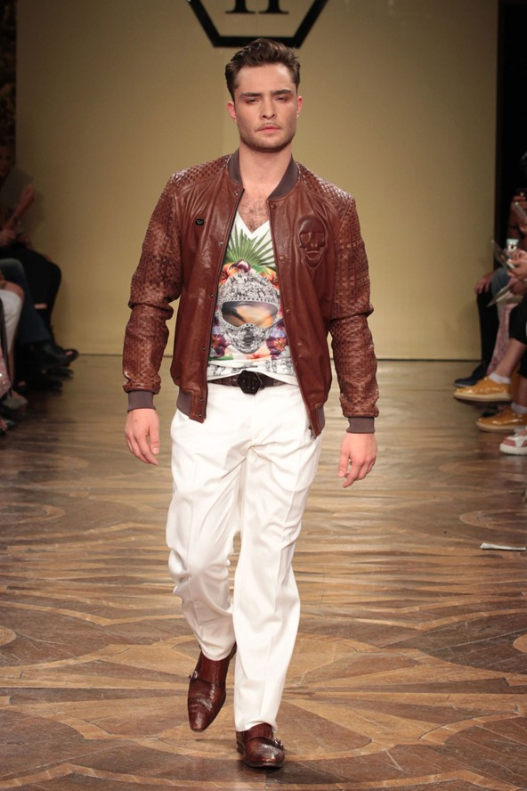 Men's Runway Trends For Summer 2013