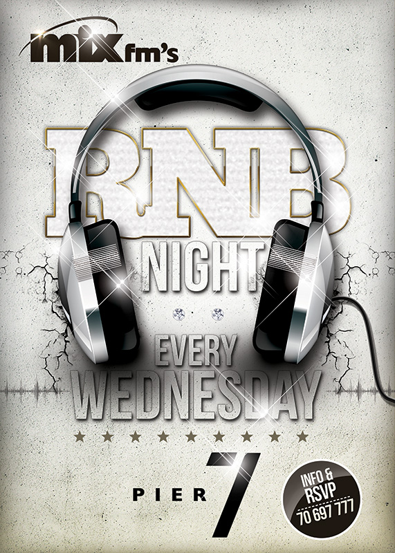 RNB Night At Pier 7