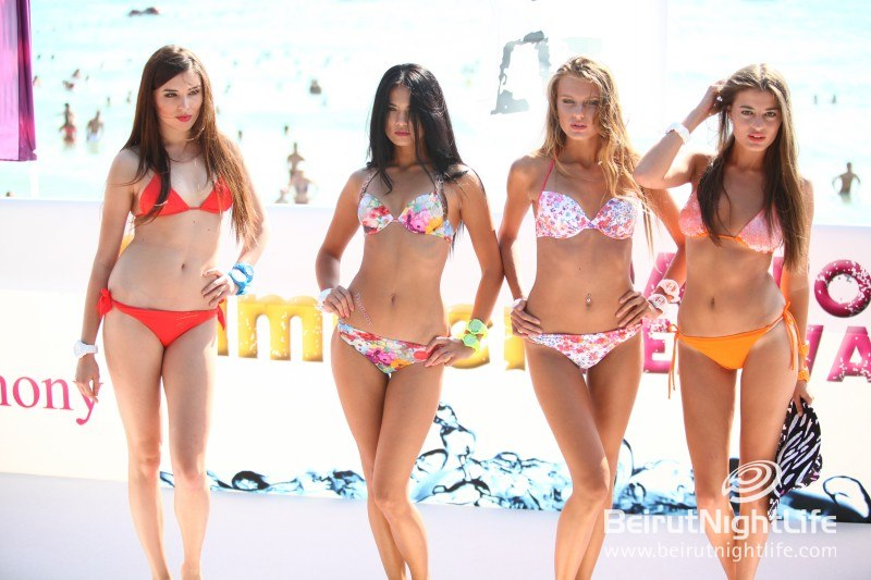 Lebanon's HOTTEST summer event: The Summer Fashion Festival 2012 at Edde Sands