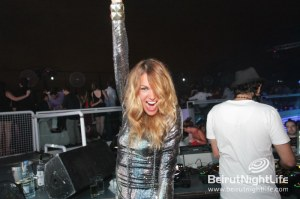 From Runways to the DJ Deck Tanja La Croix Graces White