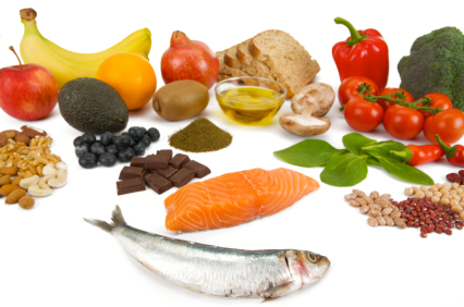 Fat-Burning and Weight-Reducing Foods
