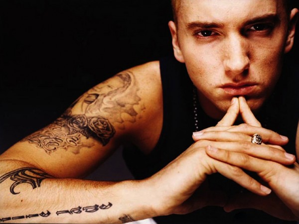 Eminem is the Most Popular Person According to Facebook