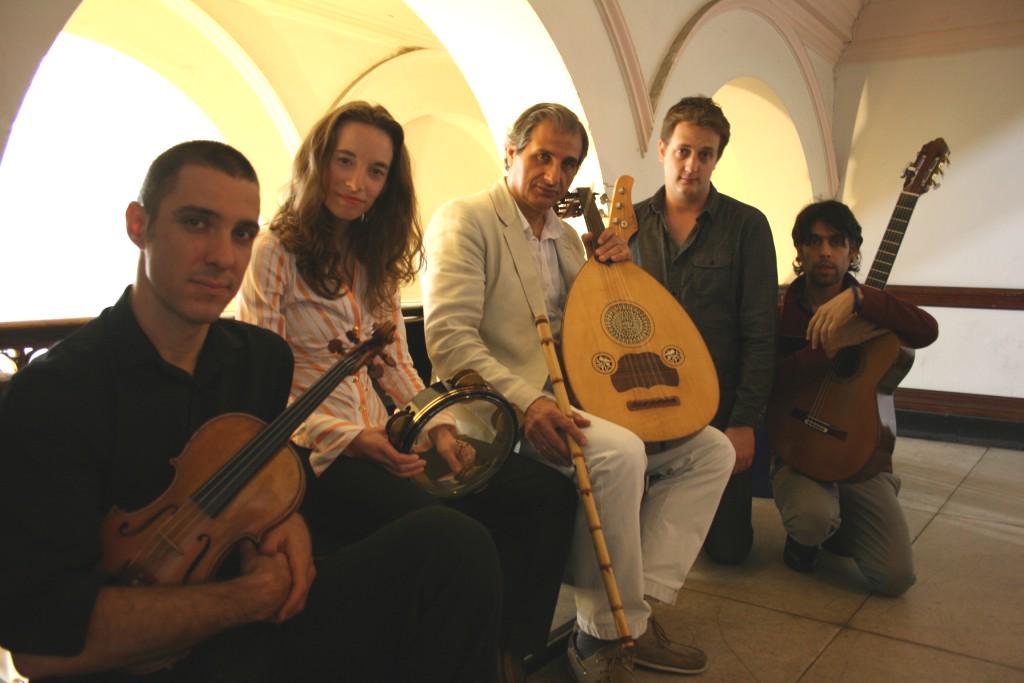 Al-Madar Band Live At Beirut Jazz Festival 2012