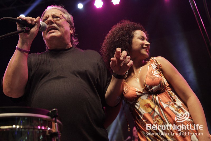 Arturo Sandoval Live for Night Two of the Beirut Jazz Festival 2012