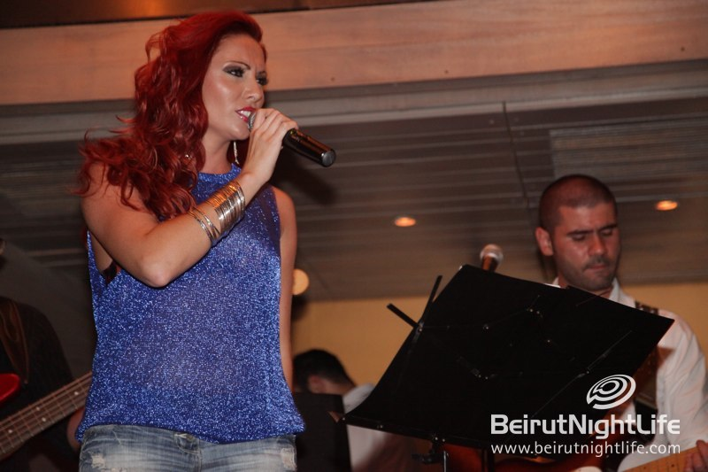 Diane and the Band Live at Caprice