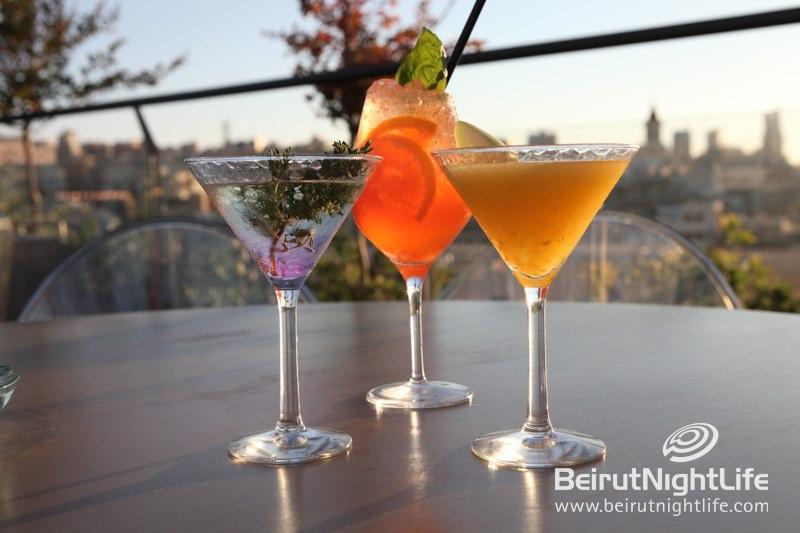 Full-on Summer Groove: Iris Cocktail Bar and Restaurant