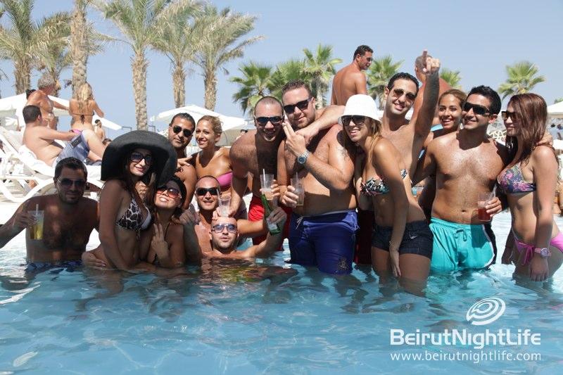 Sunday Fun-day at Riviera Beach Resort