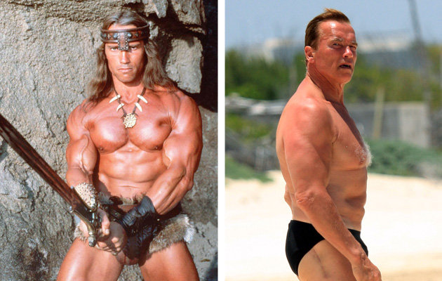 Arnold Schwarzenegger re-ups 'Conan the Barbarian' franchise