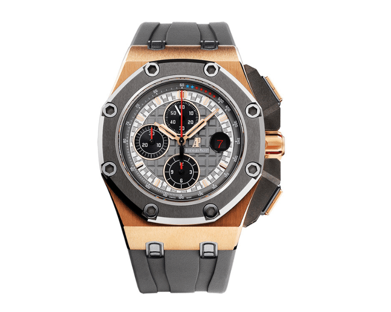 "OffShore ""Schumacher"" by Audemars Piguet ""FINALLY"""