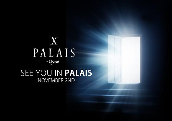 Opening Night Of Palais by Crystal