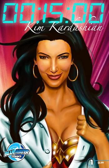 Kim Kardashian Comic Book: Coming Soon!?