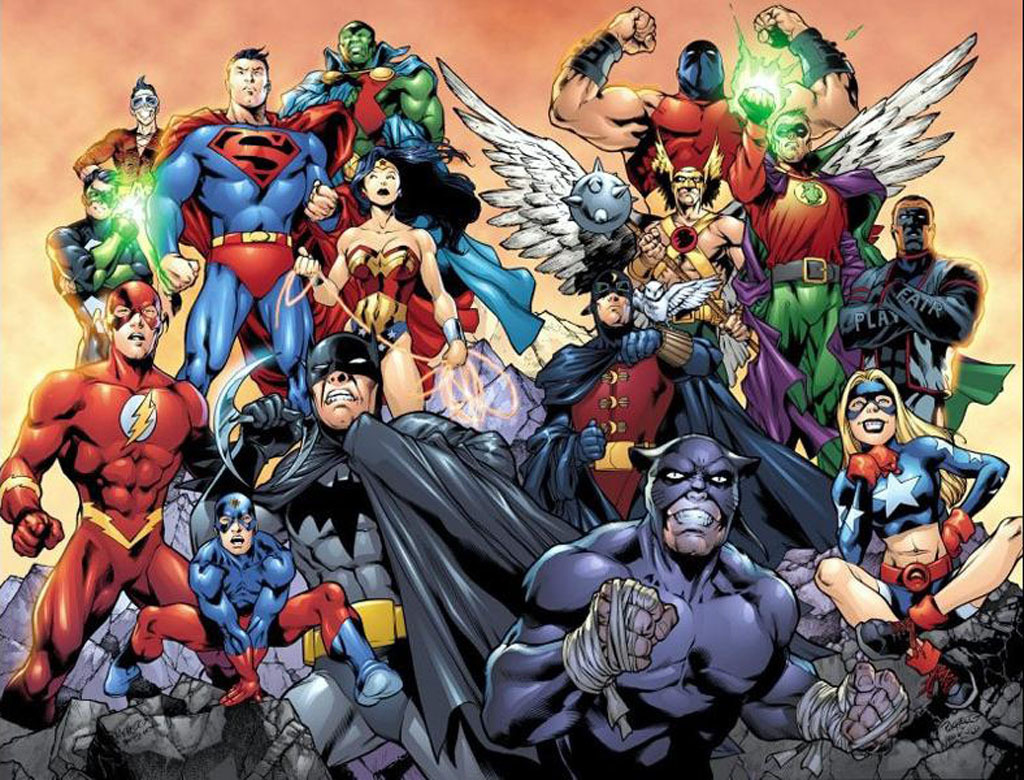 Warner Bros. Plans Justice League for 2015