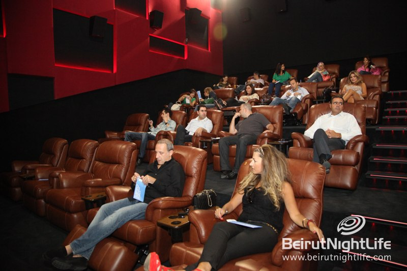 Launching of Grand Cinemas' Media Club At ABC Dbayeh