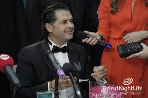 Launch of NOTES D'AMOUR Ragheb Alama's New  Fragrance