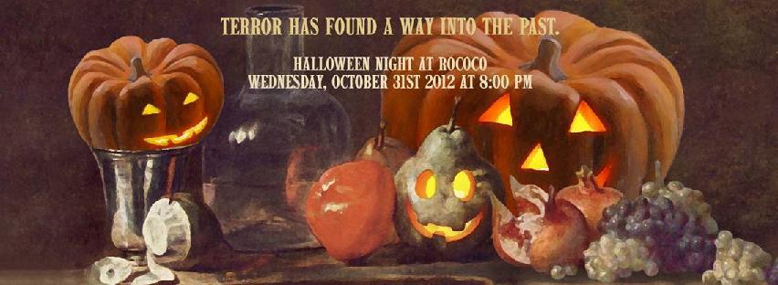 Halloween Night At Rococo